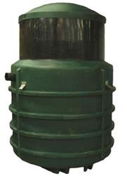 Септики GreenRock IISI - биологическая очистк сточных вод